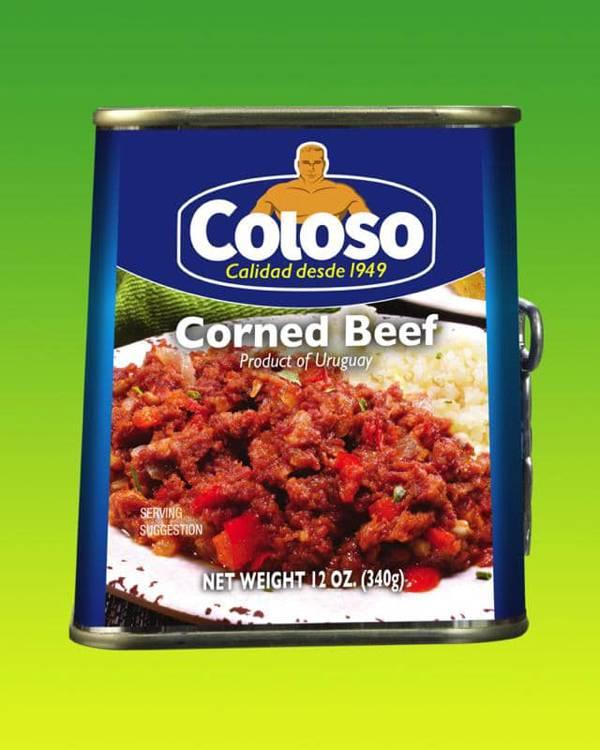 Deliciosas recetas confeccionadas con corned beef Coloso. La mejor calidad, a un precio a tu alcance. - Corned Beef Coloso