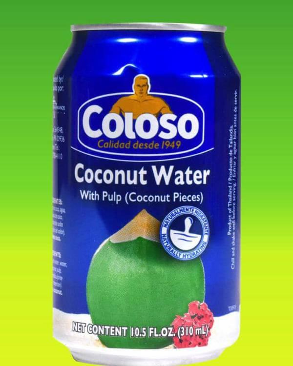 Deliciosas recetas confeccionadas con coco Coloso. La mejor calidad, a un precio a tu alcance. - Agua de Coco Coloso