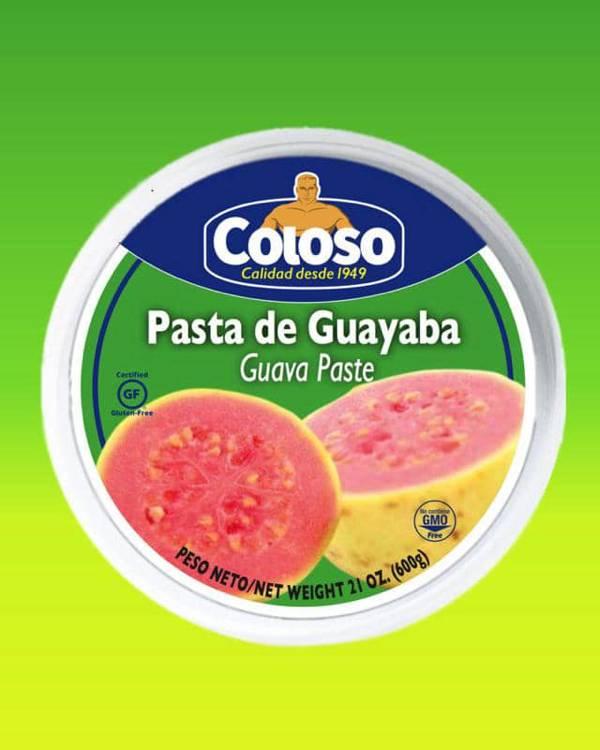 Deliciosas recetas confeccionadas con pasta de guayaba Coloso. La mejor calidad, a un precio a tu alcance. - Pasta de Guayaba